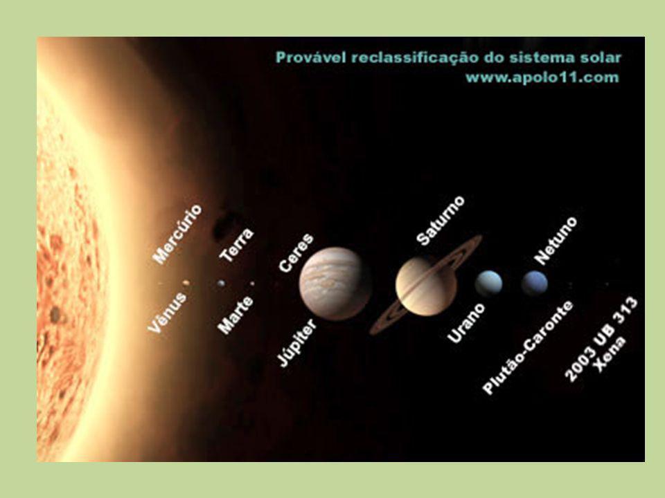 Para falar de como a terra foi formada temos que falar do nosso sistema solar.
