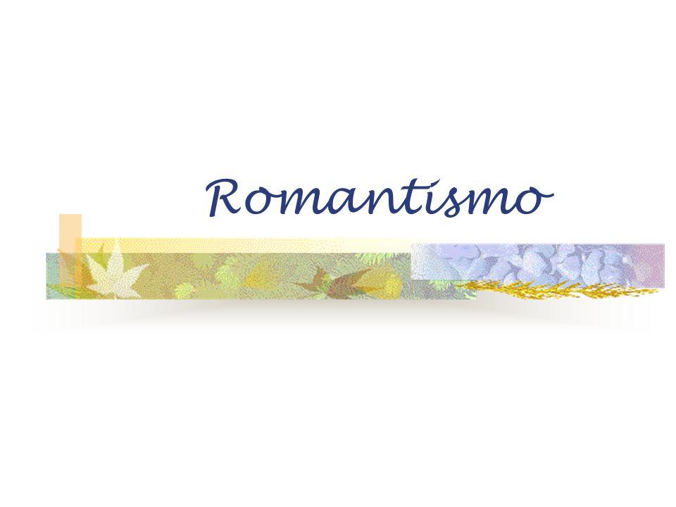 A arte romântica teve início no século XVIII e seu apogeu foi na primeira metade do século XIX.