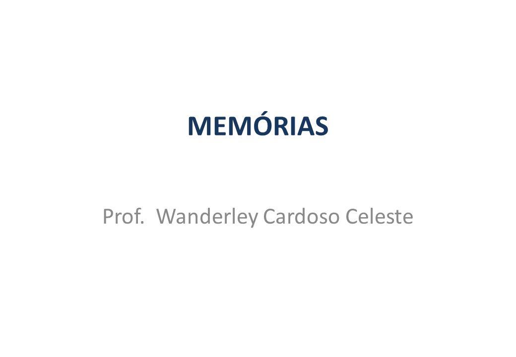 MEMÓRIAS Prof. Wanderley Cardoso Celeste