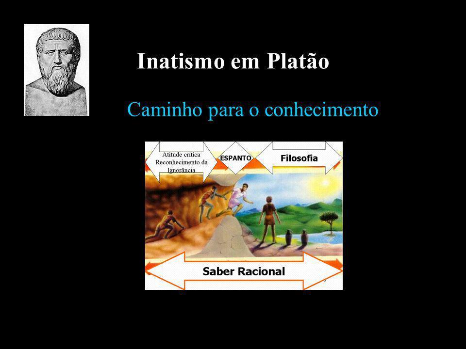 Inatismo em Platão Caminho para o conhecimento