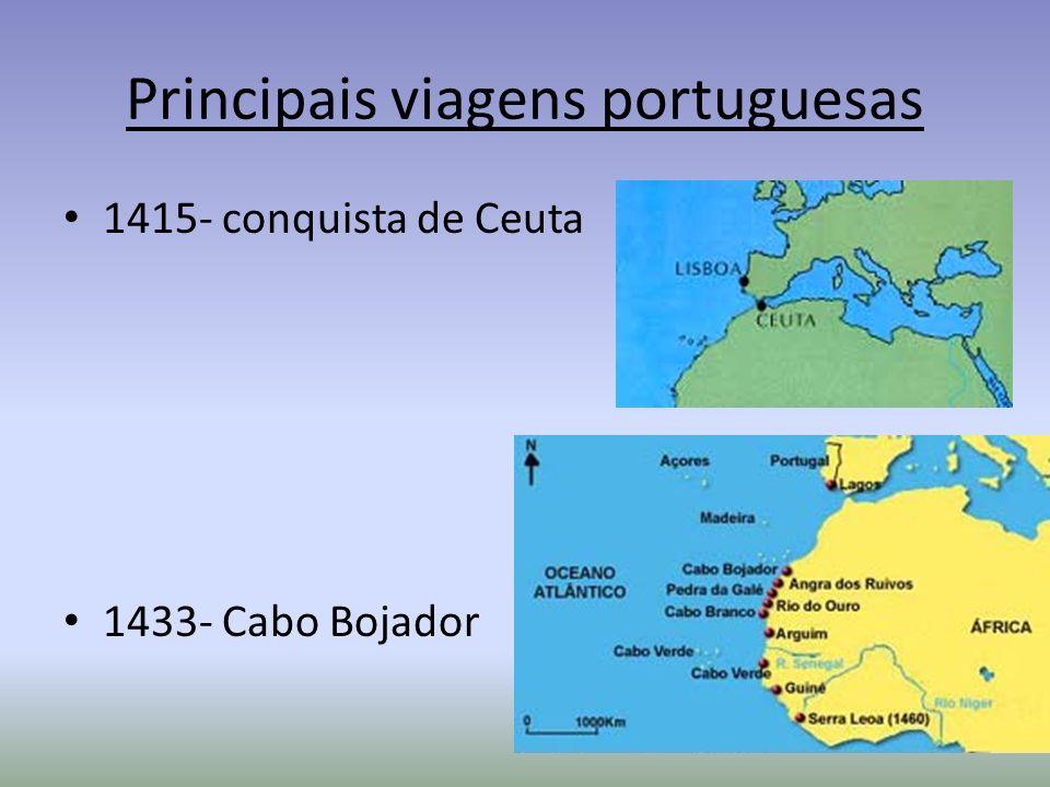 Em 1486, Bartolomeu Dias atingiu o extremo sul da África (que ficou conhecido como Cabo das Tormentas)