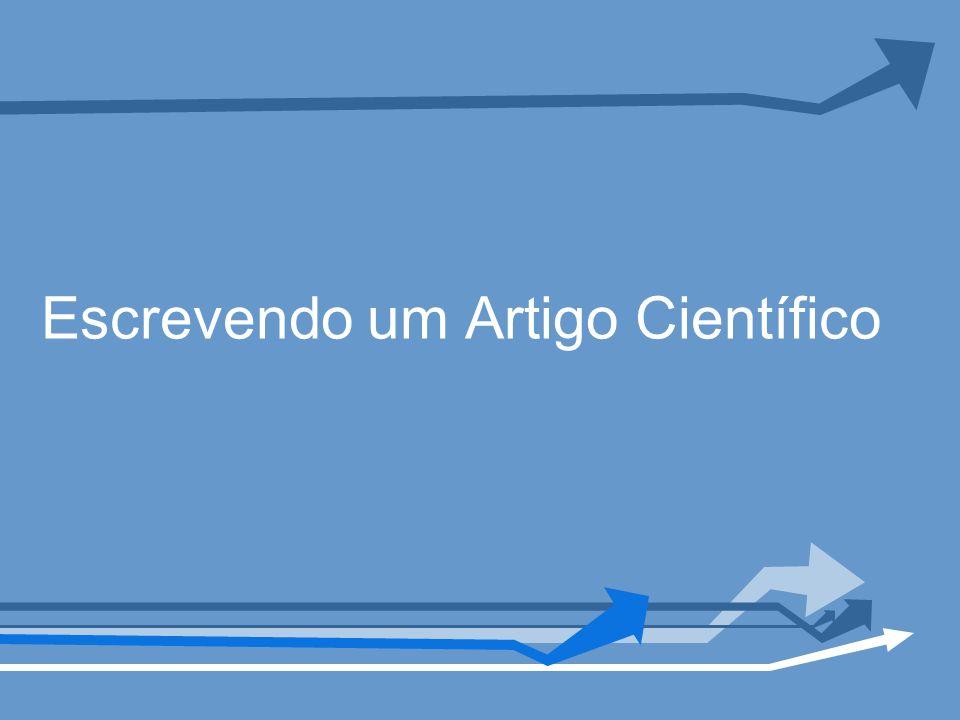 Pesquisando Artigos Científicos