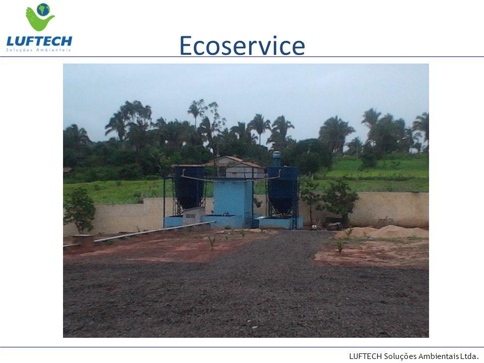 LUFTECH Soluções Ambientais Ltda. Ecoservice