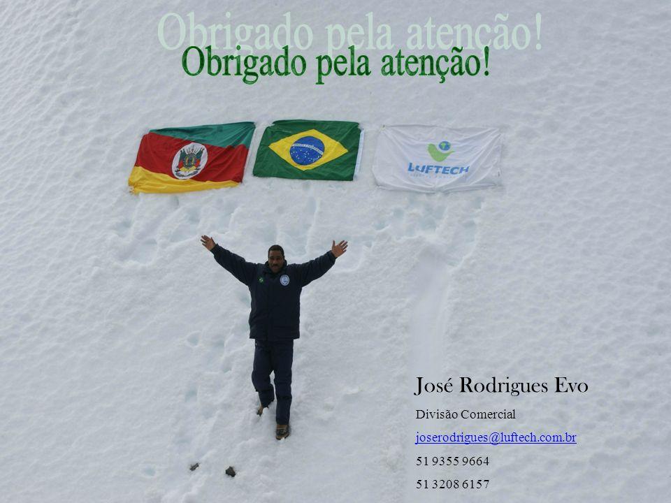 LUFTECH Soluções Ambientais Ltda. José Rodrigues Evo Divisão Comercial joserodrigues@luftech.com.br 51 9355 9664 51 3208 6157