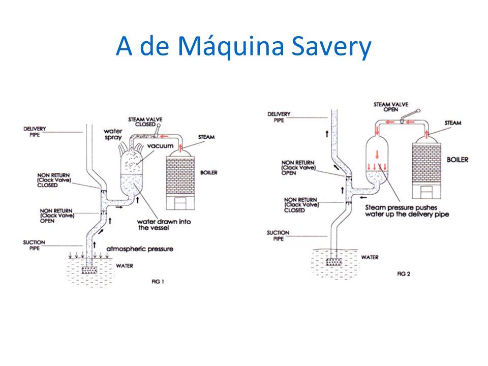 A de Máquina Savery