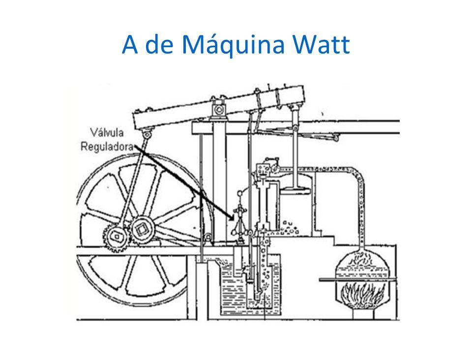 A de Máquina Watt