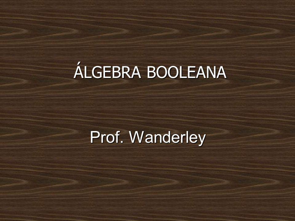 Constantes e Variáveis Booleanas Constantes e Variáveis Booleanas só podem assumir dois valores, 0 ou 1.