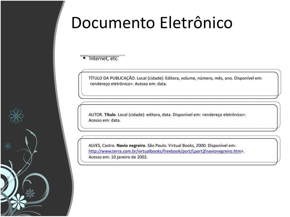 Documento Eletrônico