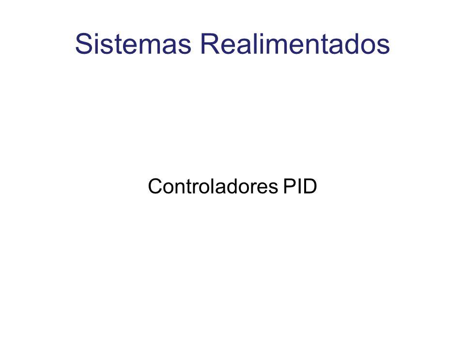 Sistemas Realimentados Controladores PID