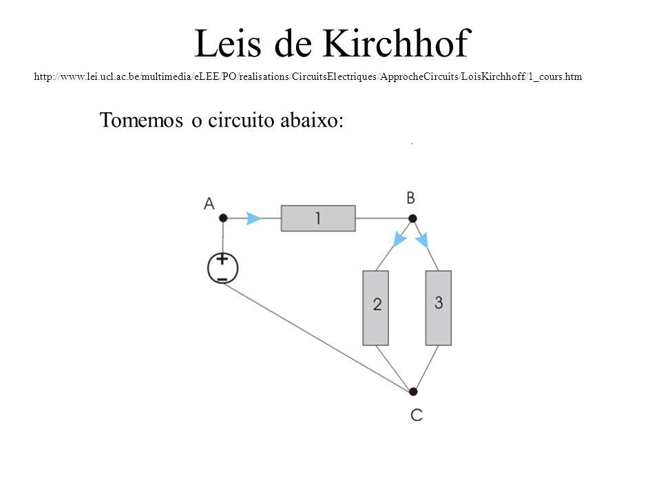 Resistores em Paralelo http://www.feiradeciencias.com.br/sala15/15_03.asp a)ambos os resistores R1 e R2 funcionam sob a mesma tensão.