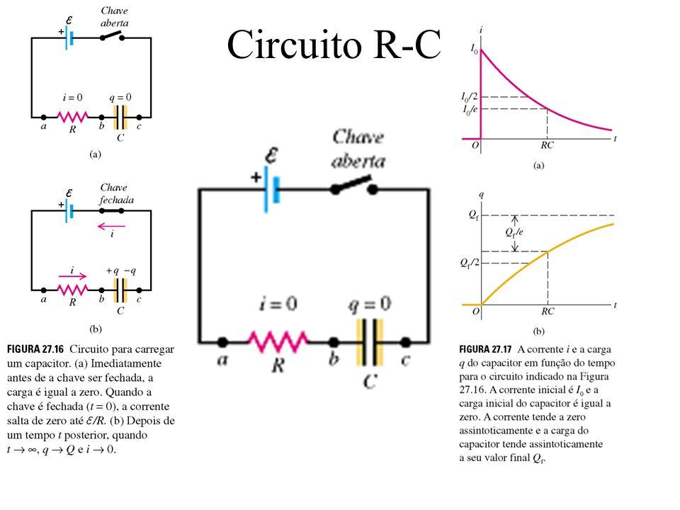 Das 3 equações representadas, apenas duas são linearmente independentes. Existindo M malhas no circuito, a Lei das Malhas permite escrever M-1 equaçõe