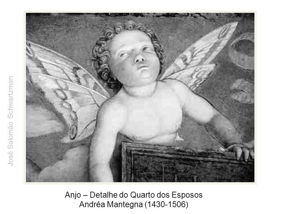 Anjo – Detalhe do Quarto dos Esposos Andréa Mantegna (1430-1506) José Salomão Schwartzman