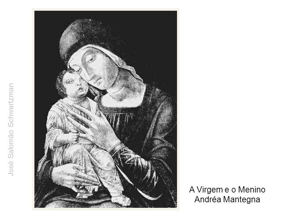 A Virgem e o Menino Andréa Mantegna José Salomão Schwartzman