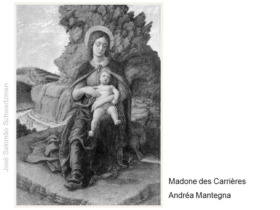 Madone des Carrières Andréa Mantegna José Salomão Schwartzman
