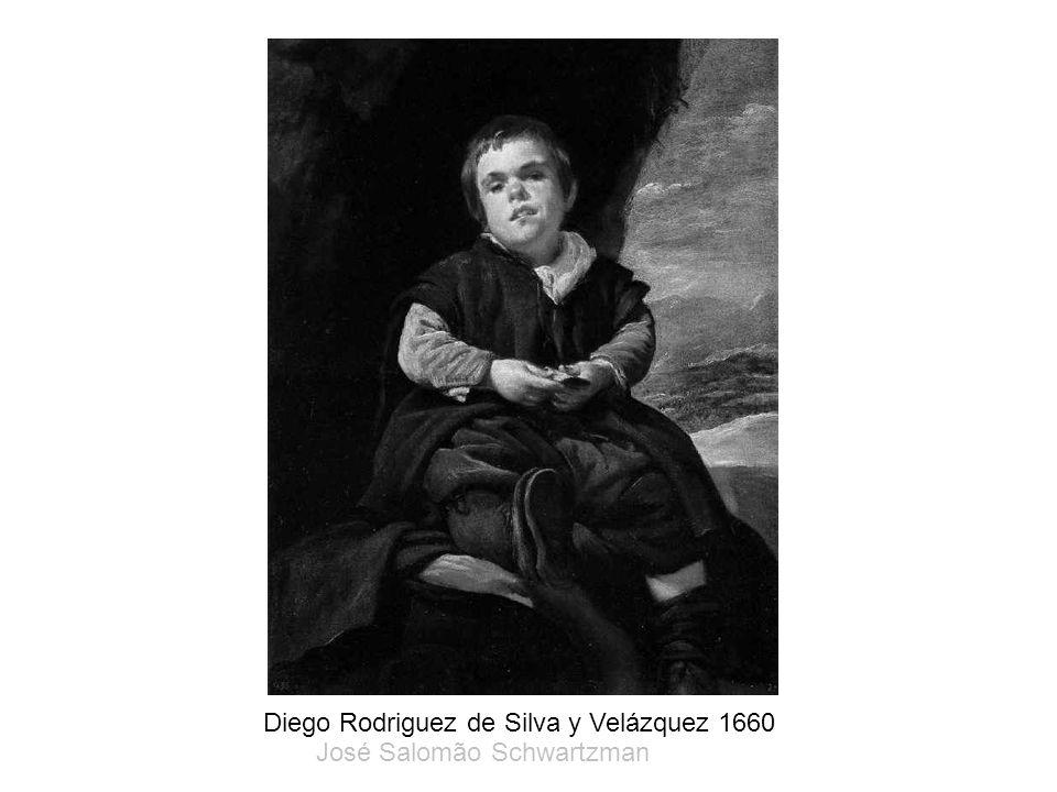 Diego Rodriguez de Silva y Velázquez 1660 José Salomão Schwartzman