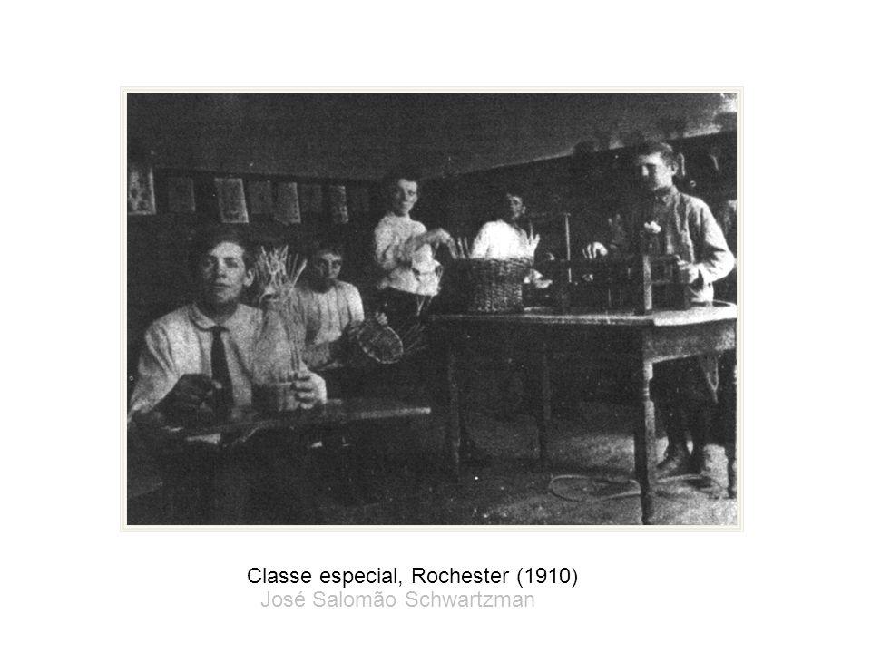 Classe especial, Rochester (1910) José Salomão Schwartzman