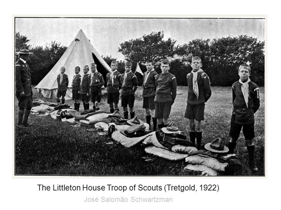 The Littleton House Troop of Scouts (Tretgold, 1922) José Salomão Schwartzman