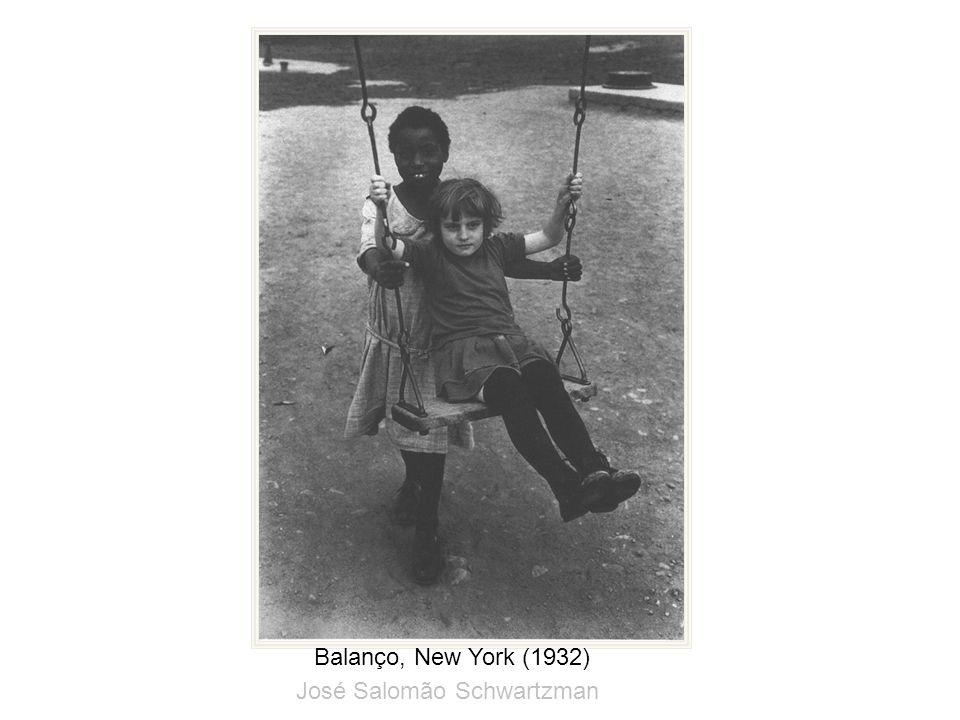 Balanço, New York (1932) José Salomão Schwartzman