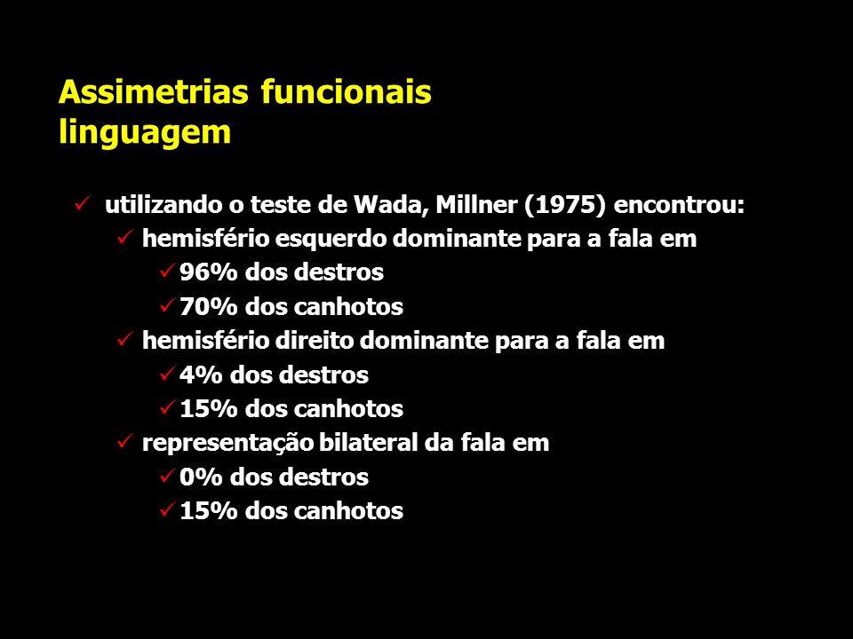 assimetria (habitual) do planum temporale simétrico eded