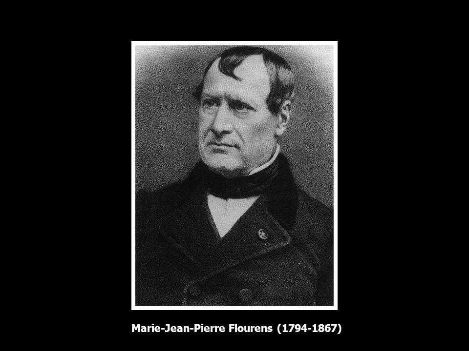 Marie-Jean-Pierre Flourens (1794-1867)