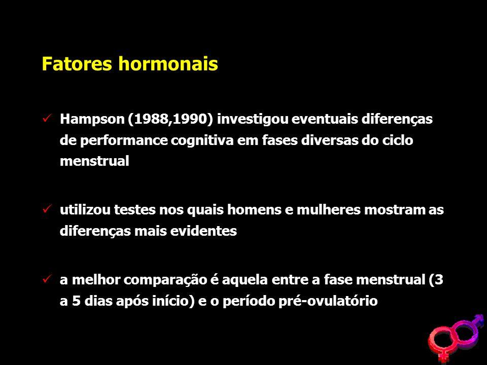 Assimetrias funcionais diferenças entre os sexos muito embora o assunto seja controverso, há evidências de que homens e mulheres sejam dotados diferen