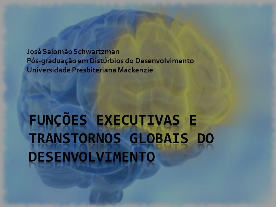 Transtornos Globais do Desenvolvimento ʘ teorias psicodinâmicas ʘ síndrome disexecutiva ʘ teoria da mente (mindblindness) ʘ déficit na coerência central ʘ déficit no sistema neurônios espelho ʘ autismo: uma forma extrema de cérebro masculino