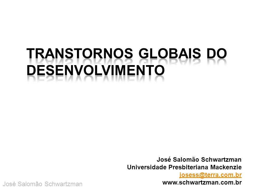 Universidade Presbiteriana Mackenzie josess@terra.com.br www.schwartzman.com.br José Salomão Schwartzman