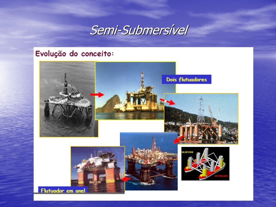 Semi-Submersível