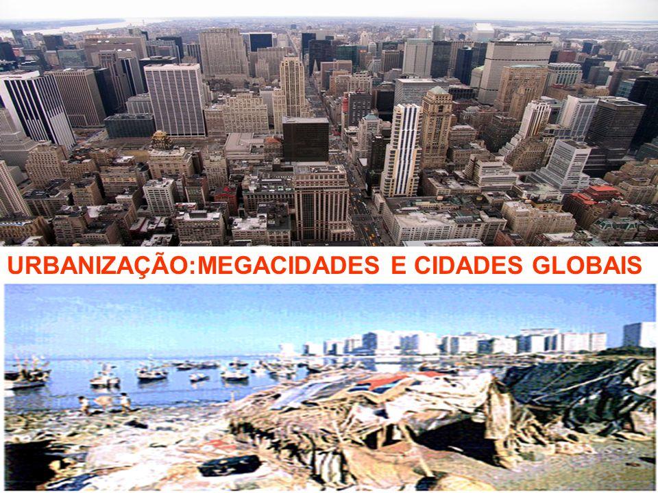 METRÓPOLE-NOVA IORQUE 1.CIDADE QUE POLARIZA UMA GRANDE REGIÃO.