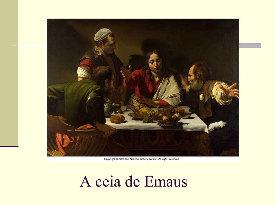 A ceia de Emaus