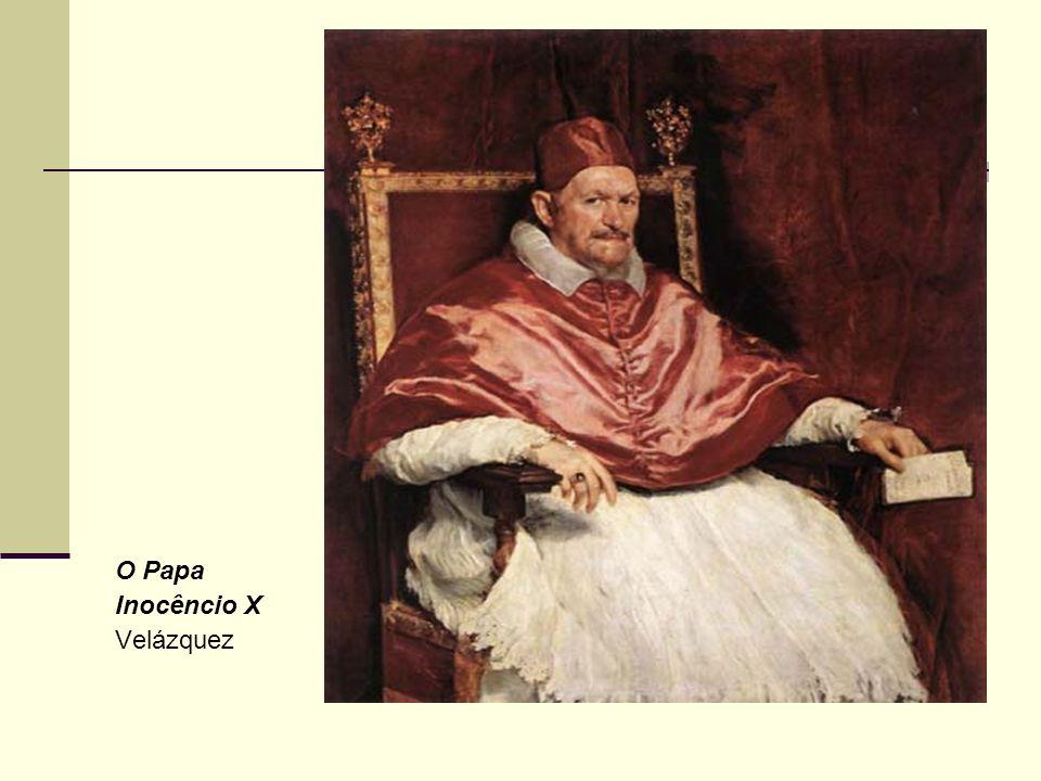 O Papa Inocêncio X Velázquez