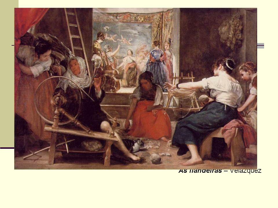 As fiandeiras – Velázquez