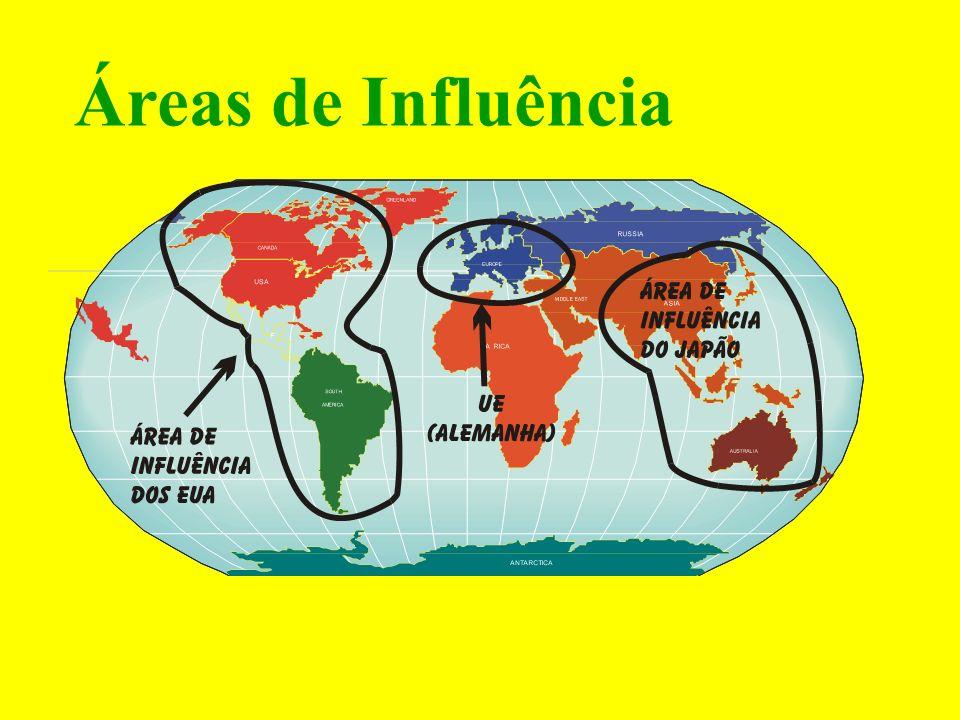 Áreas de Influência
