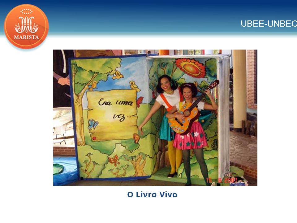 UBEE-UNBEC O Livro Vivo
