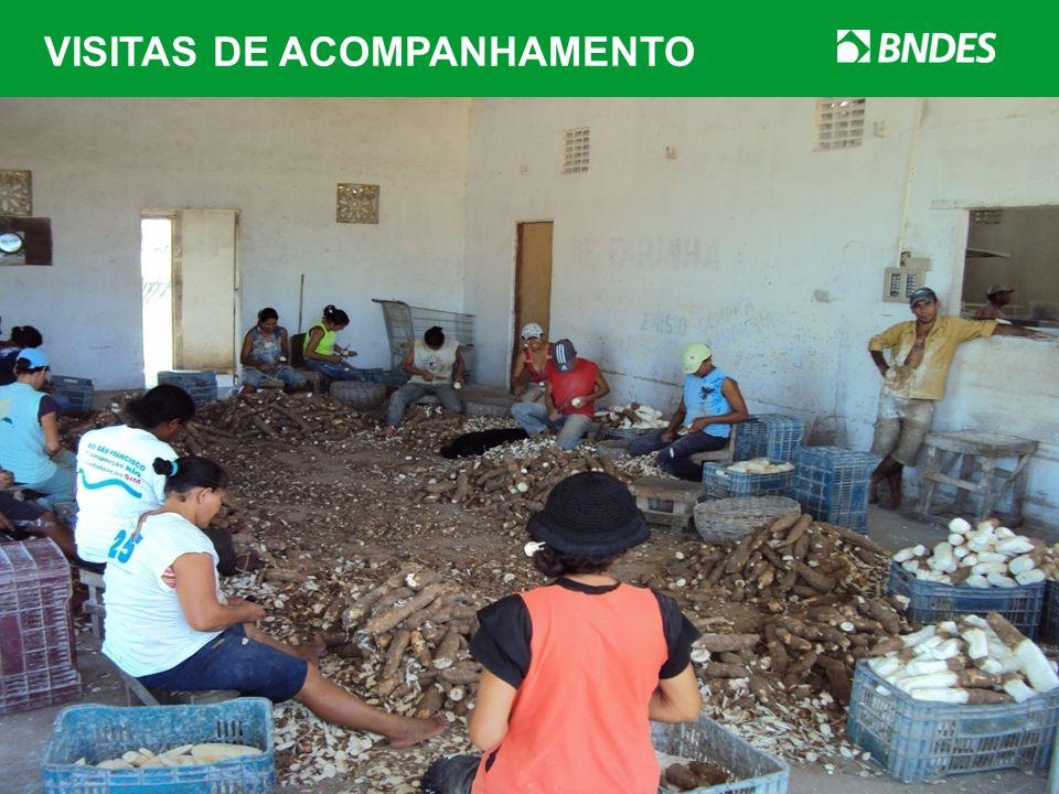 VISITAS DE ACOMPANHAMENTO