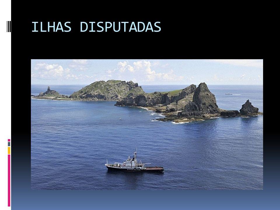 ÓDIO SEM FIM Disputa por pequenas ilhas ricas em petróleo reacende rivalidades históricas entre China e Japão e pode provocar um conflito militar e ec