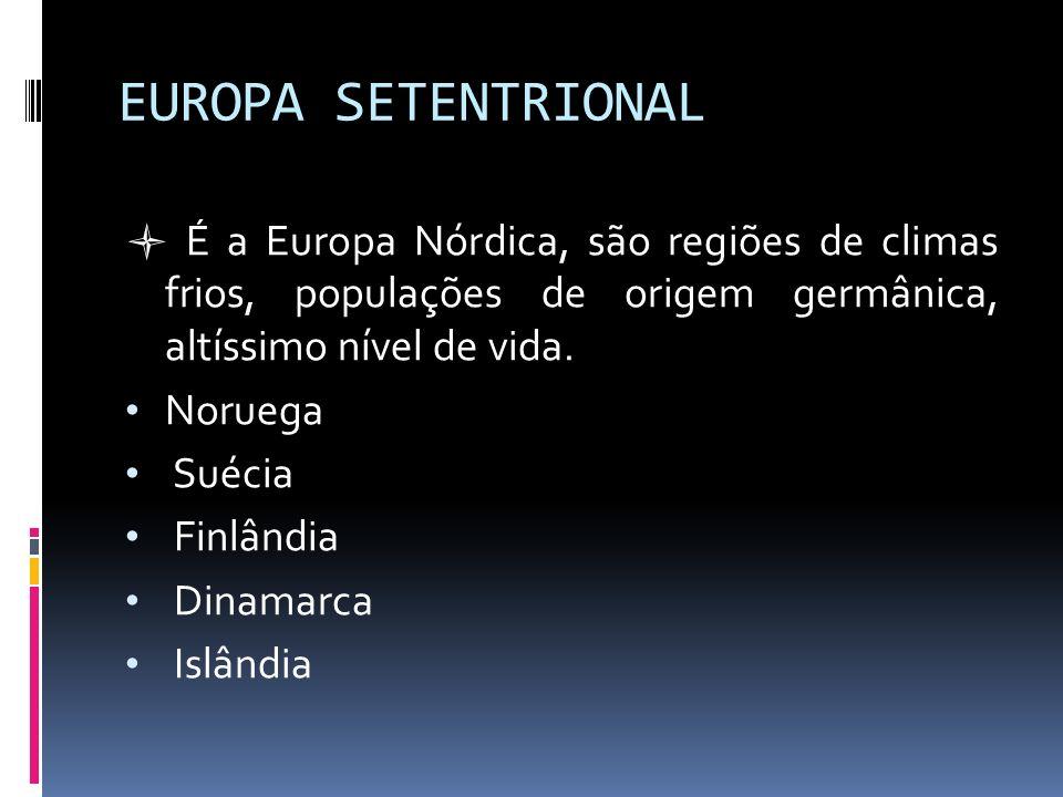 EUROPA SETENTRIONAL
