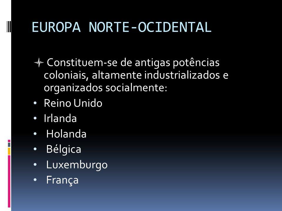 EUROPA NORTE-OCIDENTAL