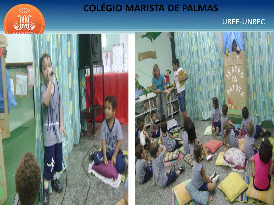 UBEE-UNBEC COLÉGIO MARISTA DE PALMAS