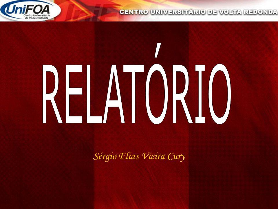 Sérgio Cury 1.CONCEITO DE RELATÓRIO É a exposição escrita na qual se descrevem fatos verificados mediante pesquisas ou se historia a execução de serviços ou de experiências.
