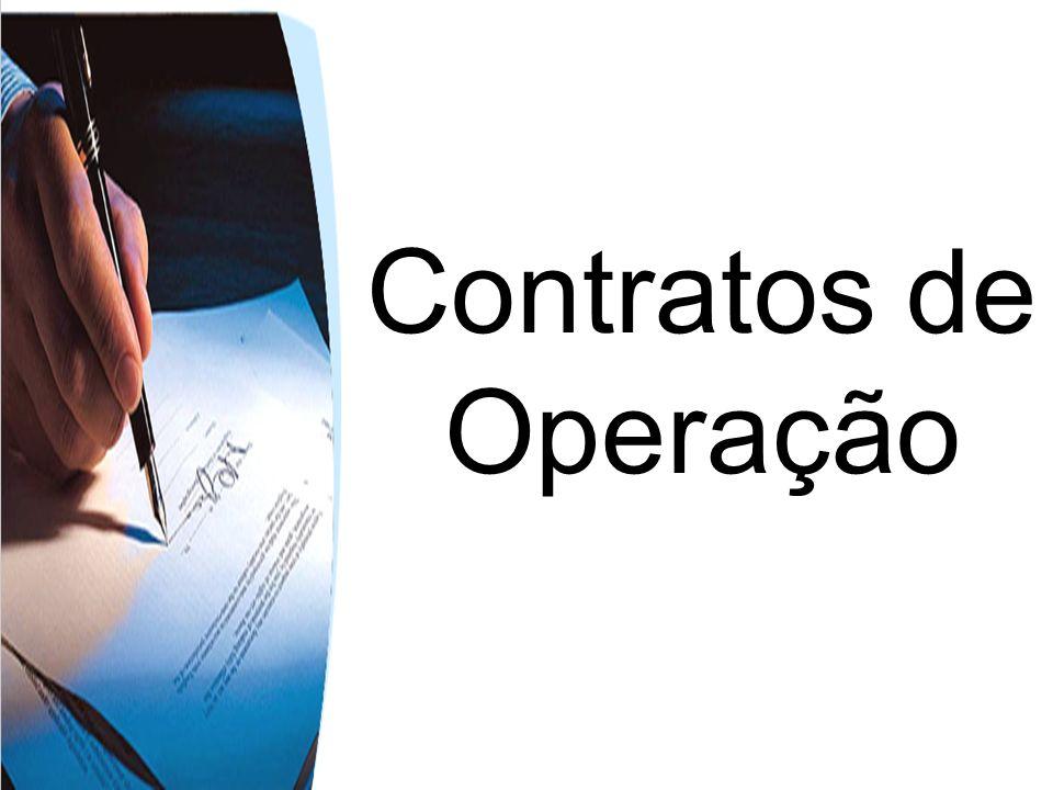 Contratos de Operação