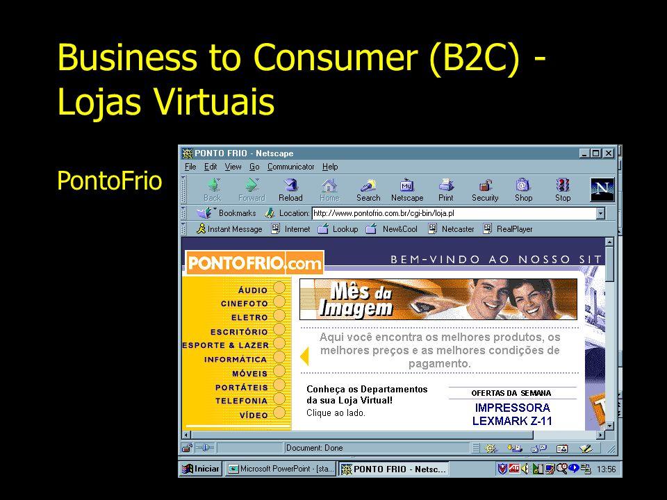 Mercado Exemplos de Negócios