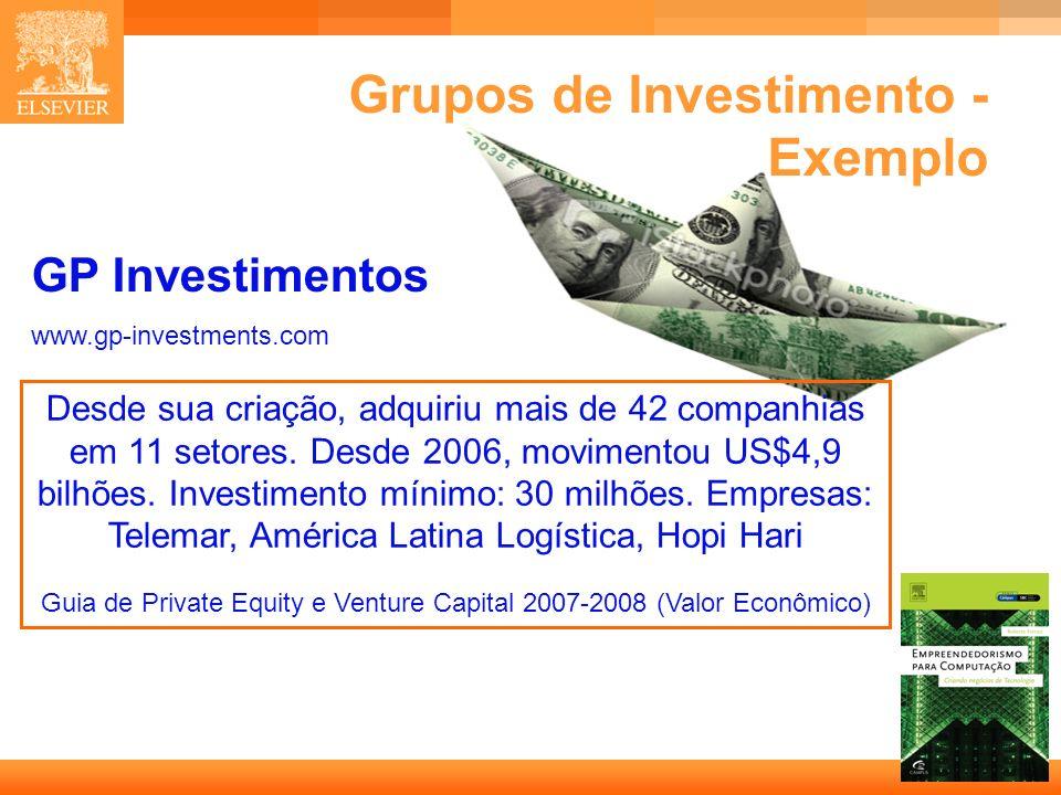 18 Capa GP Investimentos www.gp-investments.com Desde sua criação, adquiriu mais de 42 companhias em 11 setores. Desde 2006, movimentou US$4,9 bilhões