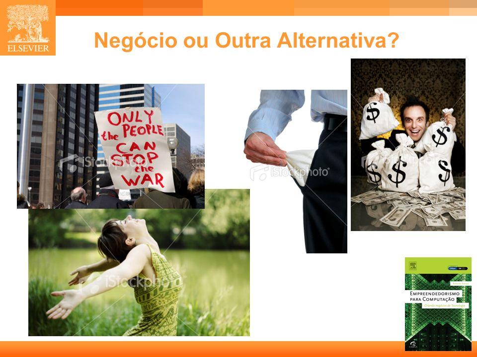 10 Capa Negócio ou Outra Alternativa?