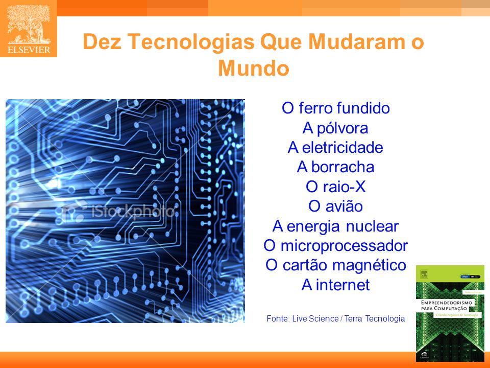 10 Capa Duas Formas de Prever o Futuro (1) Novas Tecnologias como podem melhorar a vida das pessoas.
