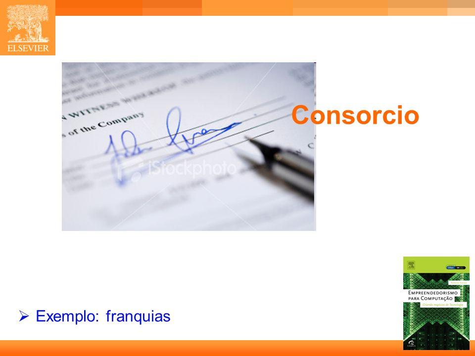17 Capa Consorcio Exemplo: franquias