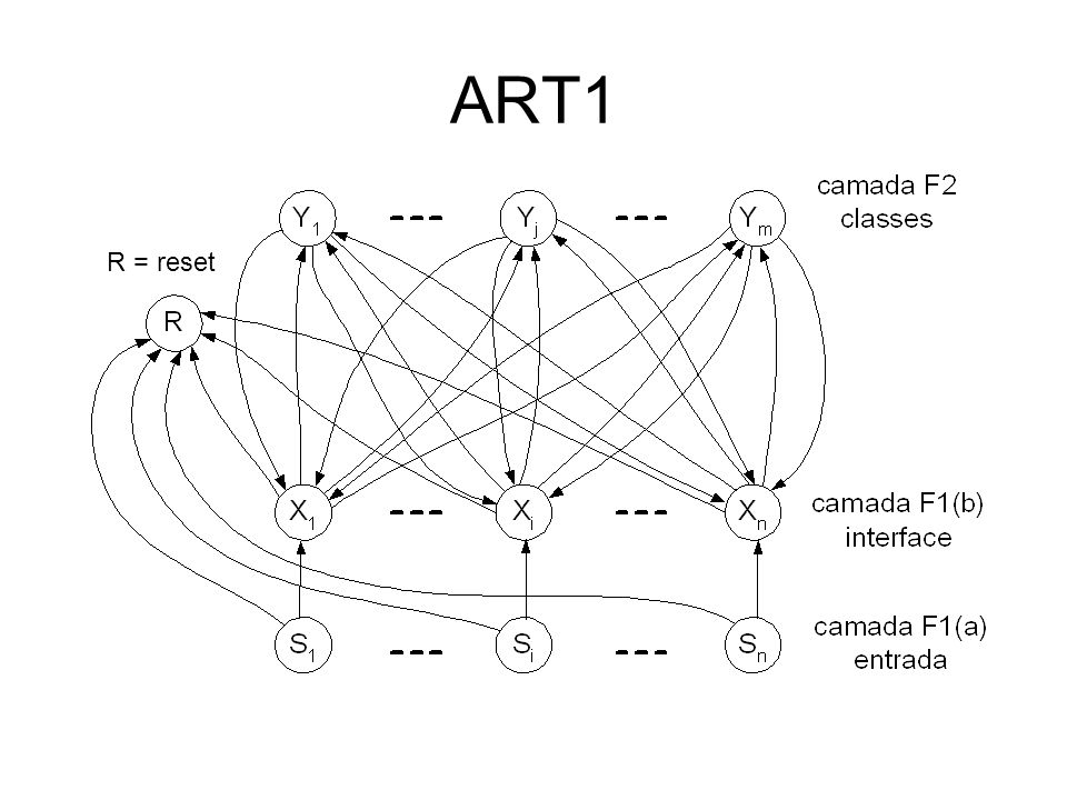 ART1 R = reset