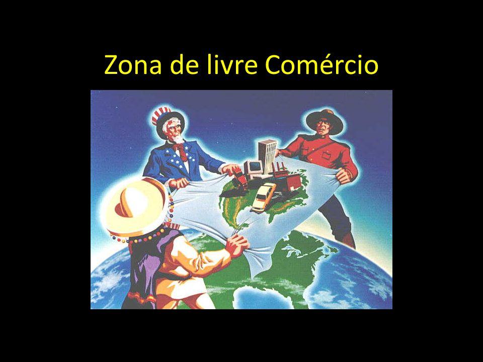 Zona de livre Comércio