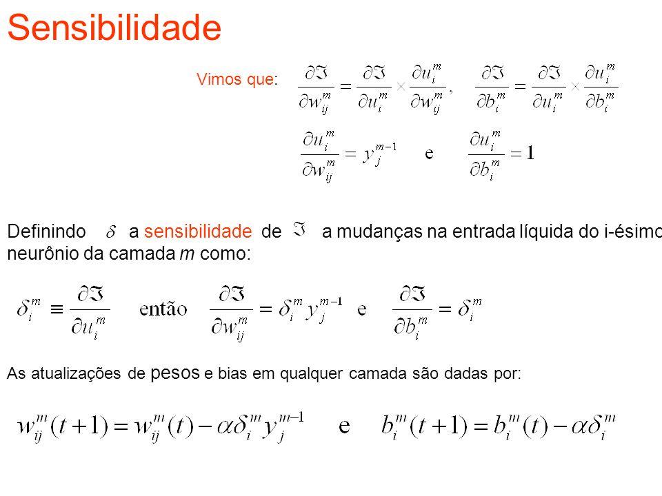 Representação matricial Matricialmente tem-se: