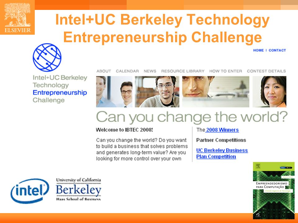 12 Capa Intel+UC Berkeley Technology Entrepreneurship Challenge
